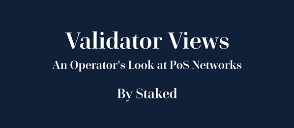 Validator Views banner