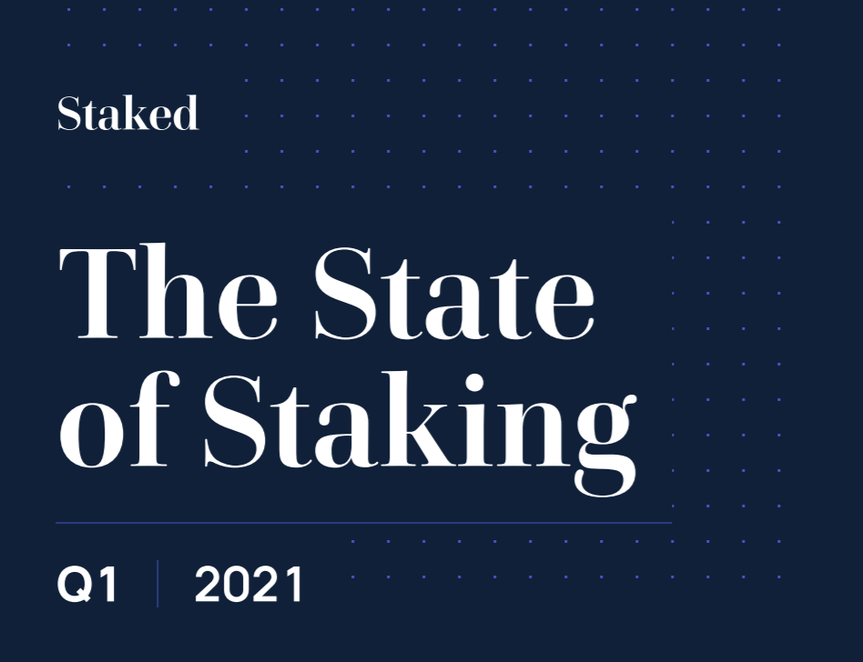 state of staking